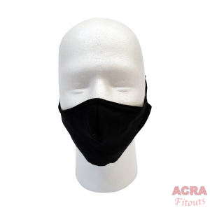 ACRA Fitouts Black Masks