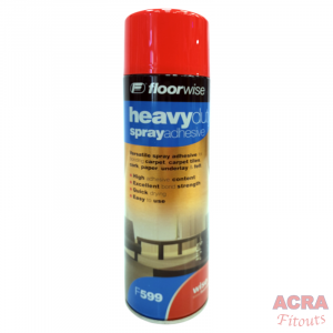 Floorwise Heavy duty spary adhesive-ACRA