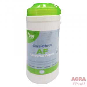 PDI Sani-Cloth AF Universial Wipes Tub-ACRA