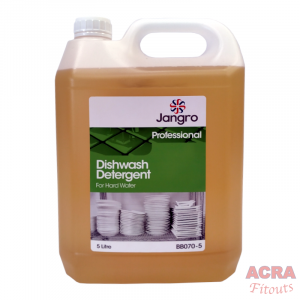 Jangro Professional Dishwash Deterget for Hard Water (BB070-5) - ACRA