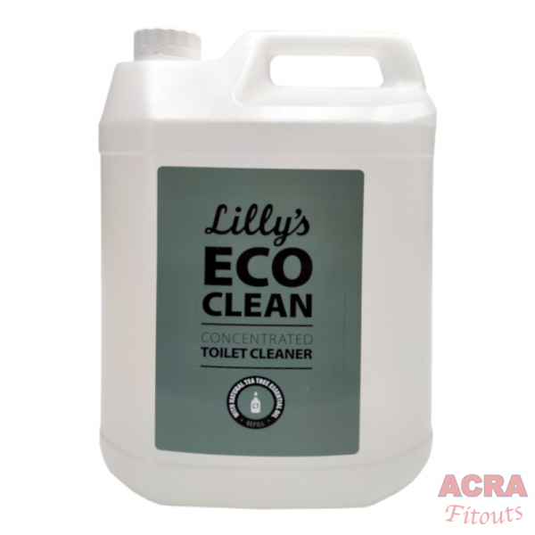 Lilly's Eco Clean – Concentrated Toilet Cleaner - ACRA