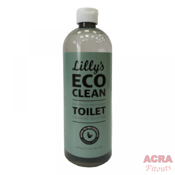 Lilly's Eco Clean – Naturally Freshening Toilet Cleaning Solution - ACRA