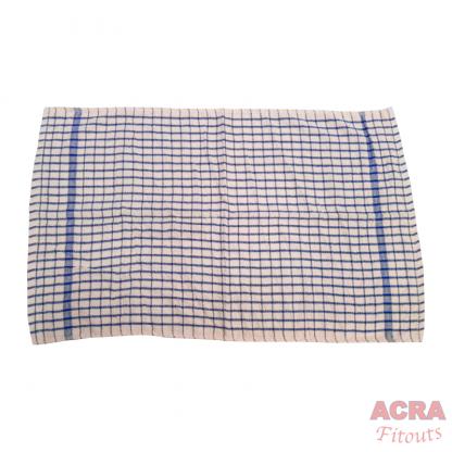 Tea Towels - Single Blue - ACRA