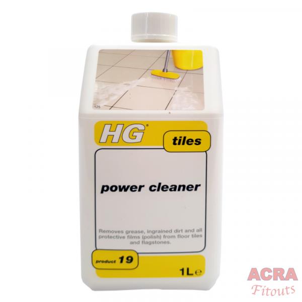 HG Tiles - Power Cleaner - ACRA