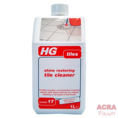 HG Tiles - Shine Restoring Tile Cleaner - ACRA