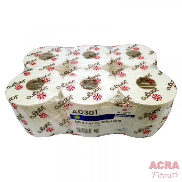 Mini Jumbo Toilet Rolls - ACRA