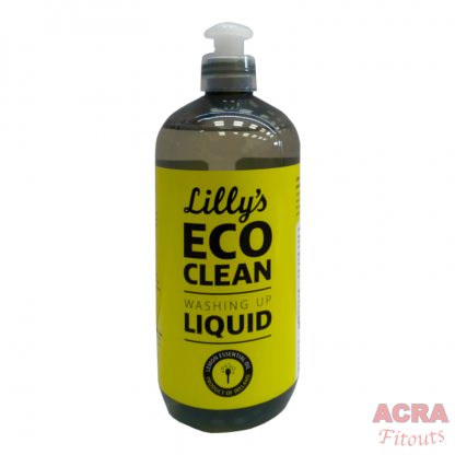 Lilly's Eco Clean Washing Up Liquid