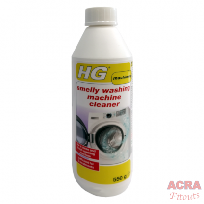 HG Machinery – Smelly Washing Machine Cleaner - ACRA