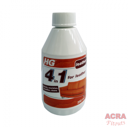 HG Leather – 4 in 1 for Leather - ACRA