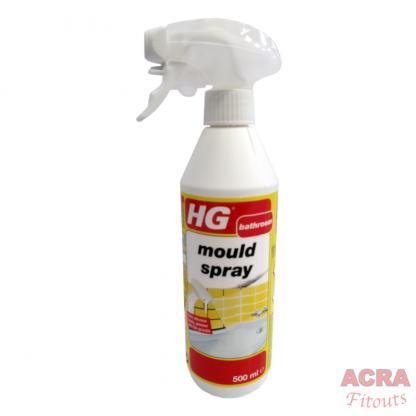 HG Bathroom Mould Spray - ACRA