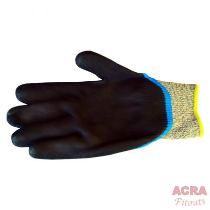 Dragon Double 5 Gloves - back - ACRA