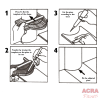 Form Template for Cutouts - ACRA